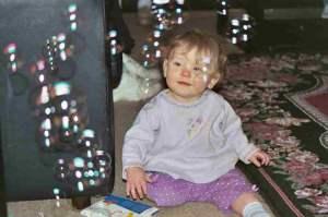 Danielle 1st Birthday